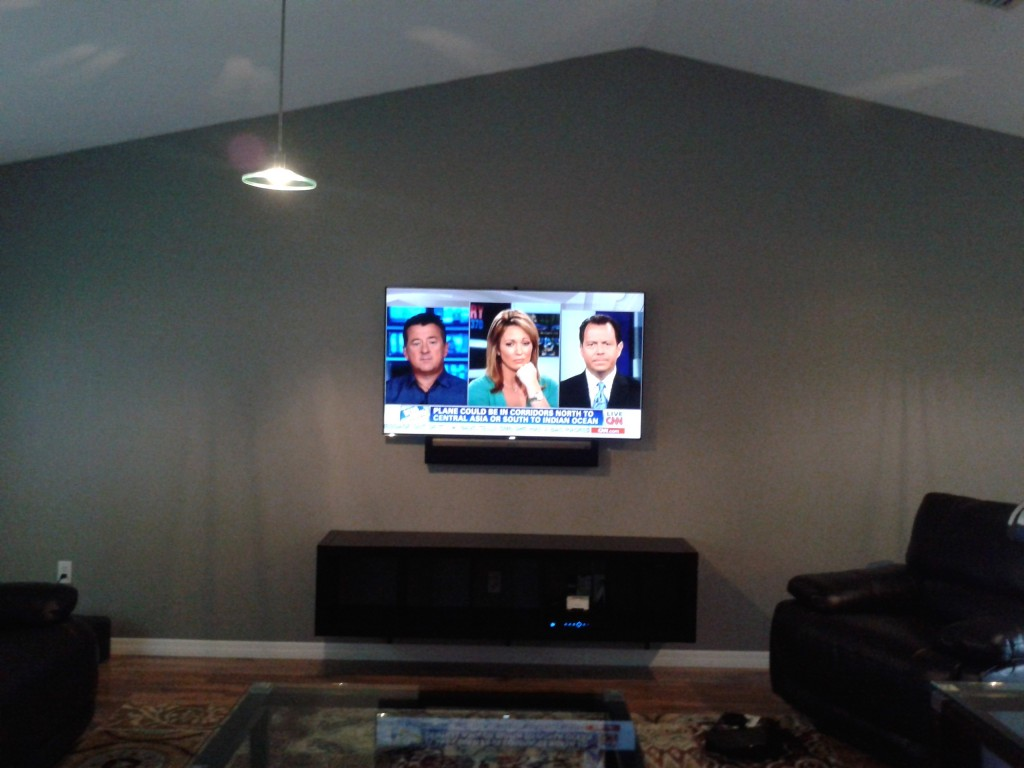 Home Theater Installation